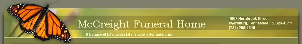McCreight Funeral Home